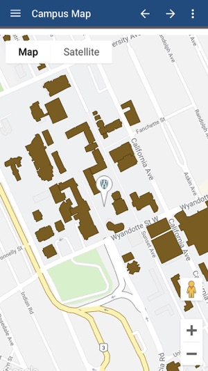 Uwindsor Campus Map.Uwindsor Events On The App Store