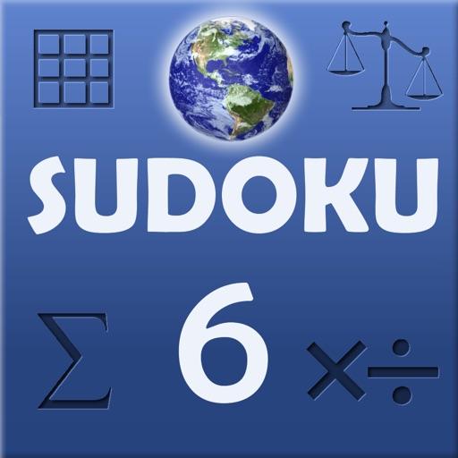 Sudoku 6 Pro