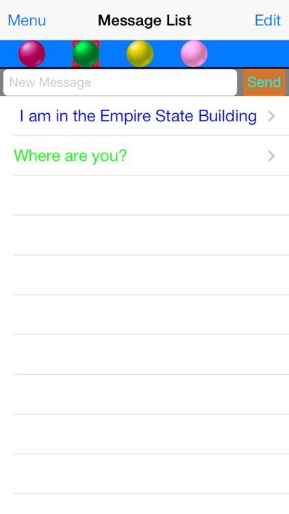 Private Find Friend Lite screenshot-4