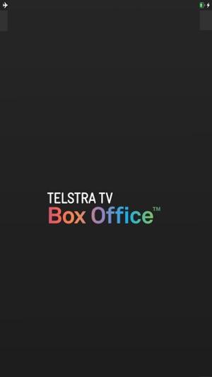 Telstra TV Box Office on the App Store