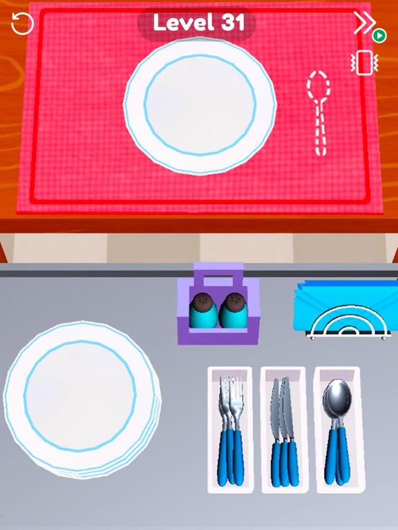 iPad Image of Restaurant Life