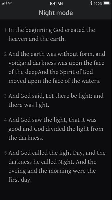 Bible KJV - Daily Bible Verse screenshot 7