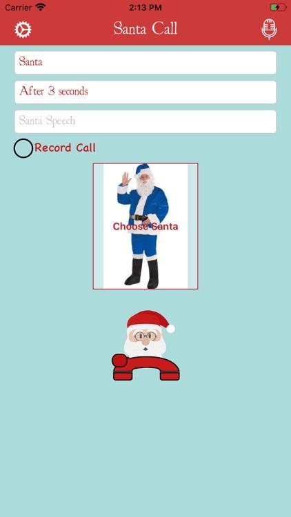 Santa Claus Calls You゜ screenshot-3