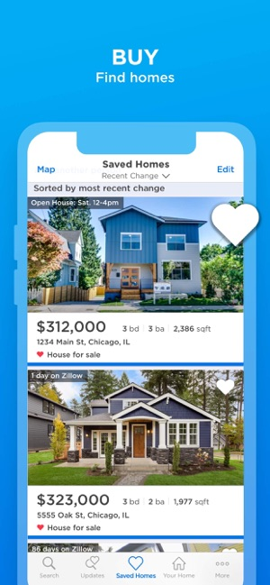 Zillow Houses For Sale Rent On The App Store