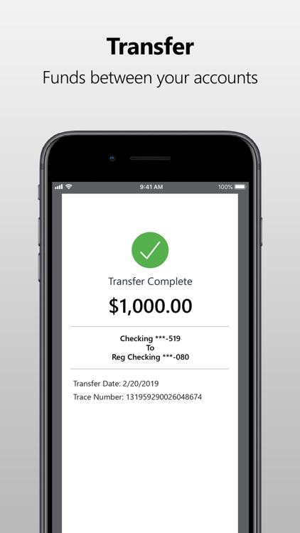 1stbago Mobile Banking screenshot-3