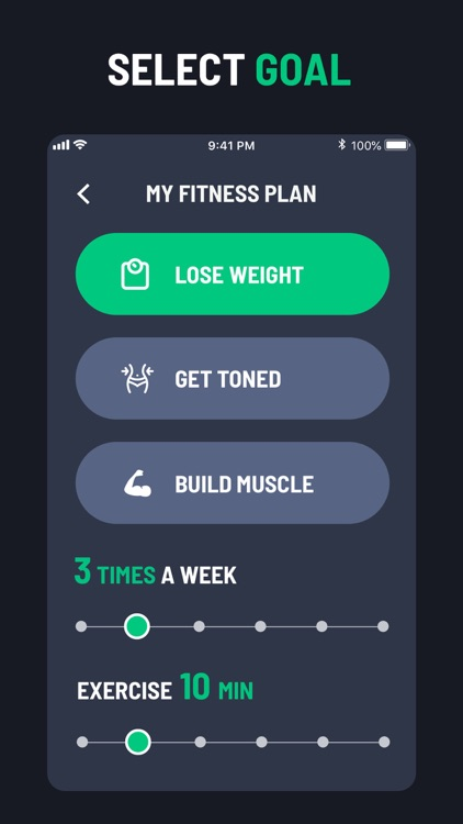 30 Day Fitness at Home screenshot-7