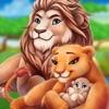 ドリーム動物園:動物家族 - iPadアプリ
