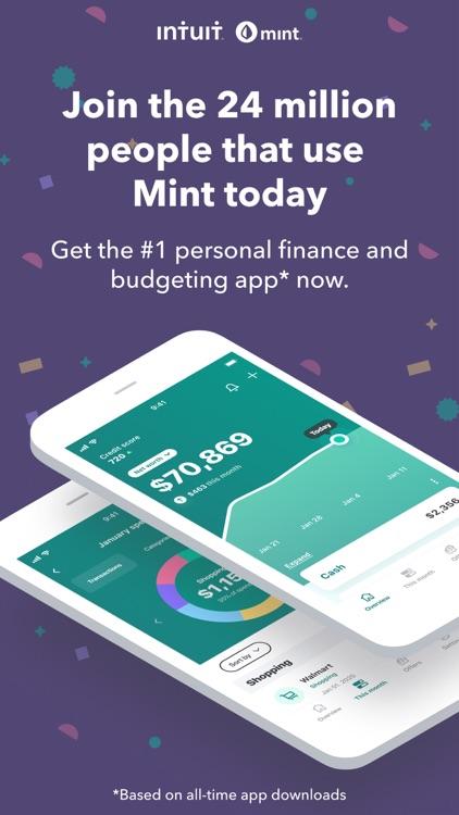 Mint: Personal Finance & Money screenshot-4