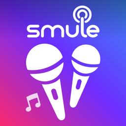 Ícone do app Smule - Cantar social