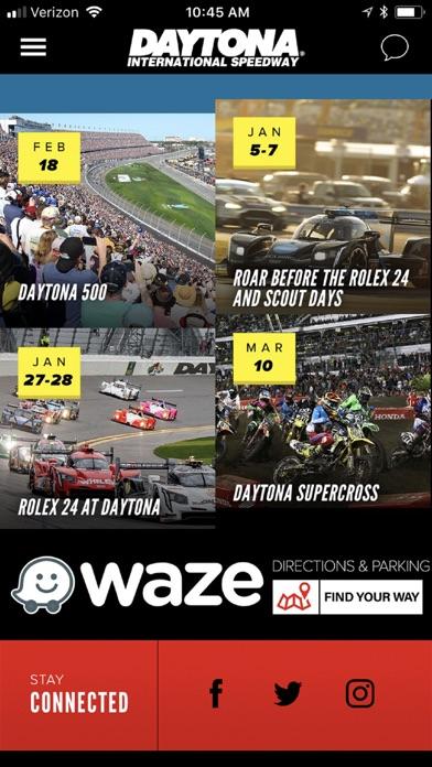 Screenshot for Daytona International Speedway in United States App Store