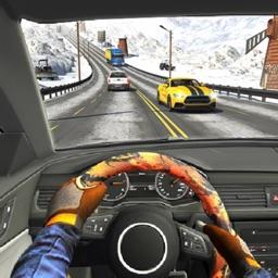 Highway Driving Car Racing