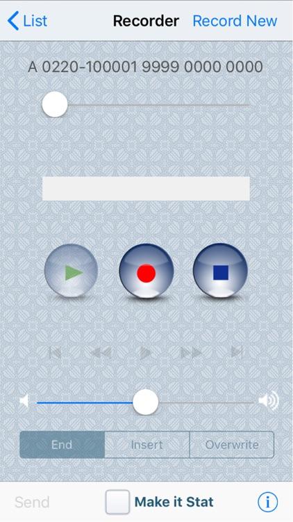 AAAMTdictate screenshot-3