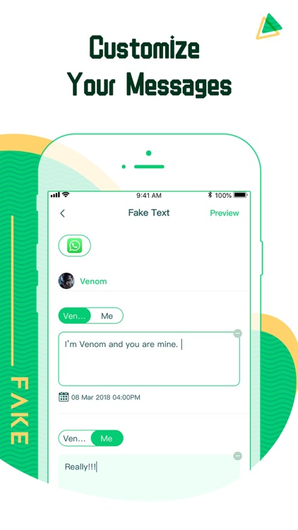 Fake Text Message ⁺ screenshot-4