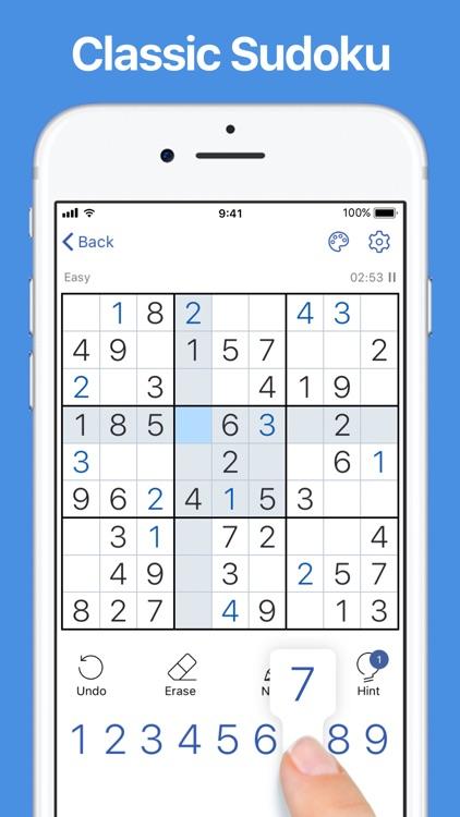 Sudoku.com - Puzzle Game screenshot-0