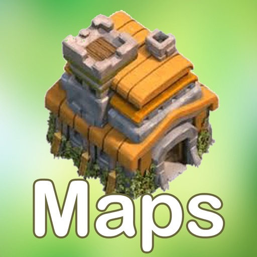 Map Layout for Clash of Clans