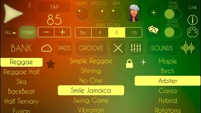 Screenshot for Reggae Drummer in Viet Nam App Store