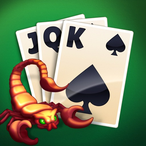 Scorpion - Solitaire Card Game icon