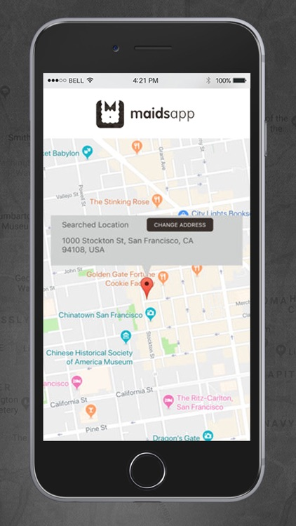 MaidsApp screenshot-6