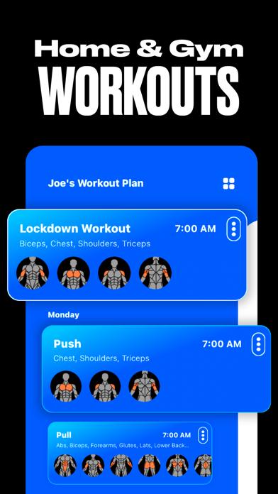 GymStreak: Workout Planner AIのおすすめ画像1