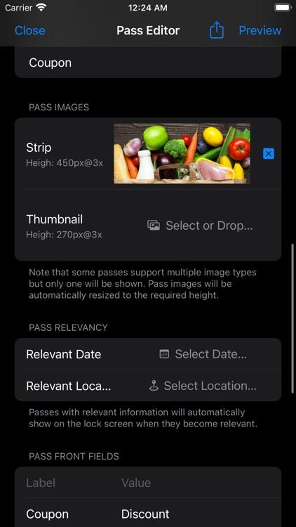 MakePass: Barcode to Wallet screenshot-4