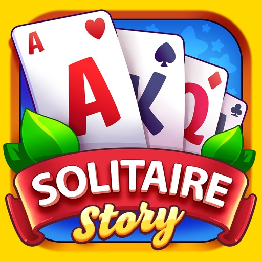 Solitaire Story TriPeaks Cards