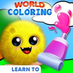 RMB Games: Kids coloring book