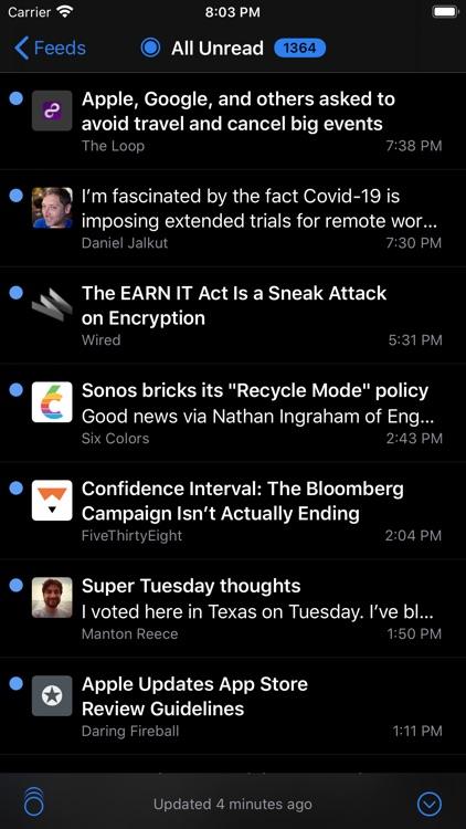 NetNewsWire: RSS Reader