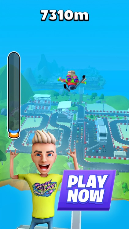 Stephen Sharer's Rocket Slide screenshot-5