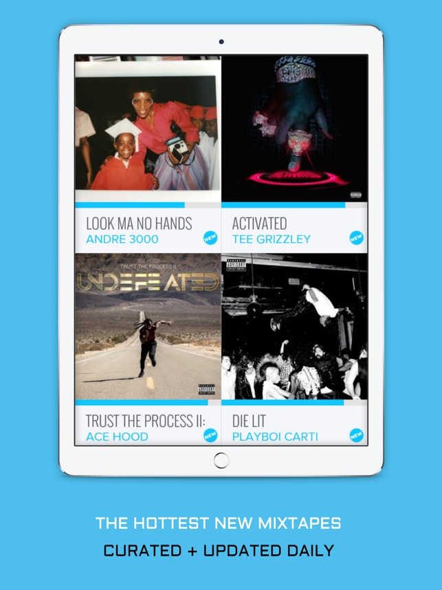 Datpiff Mixtapes Music On The App Store