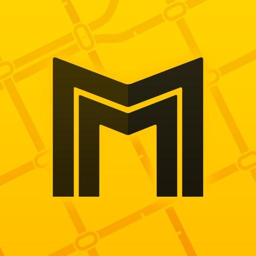Metro China Subway iOS App
