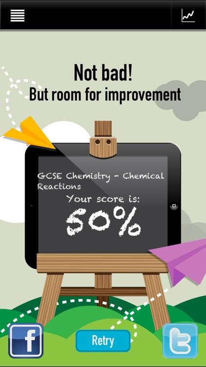 GCSE Chemistry (For Schools) screenshot-3