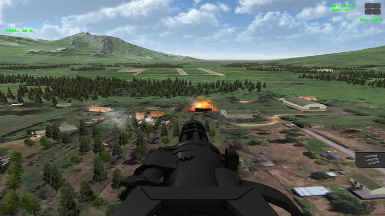 Chinook Ops - Flight Simulator screenshot-4