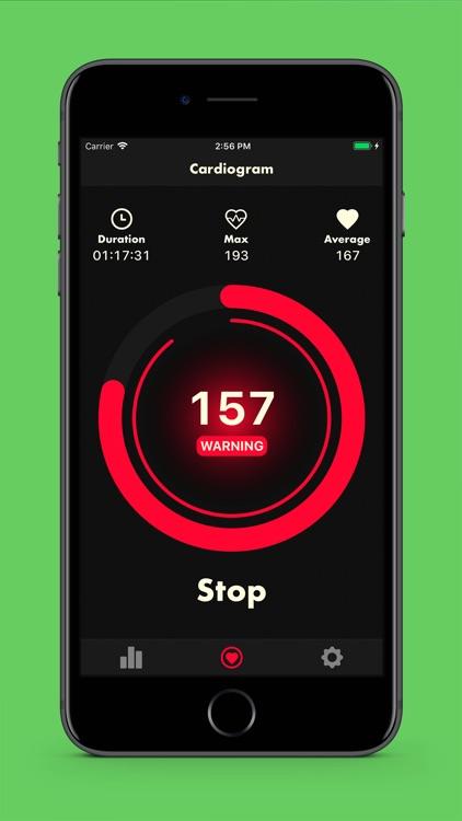Cardiogram screenshot-6
