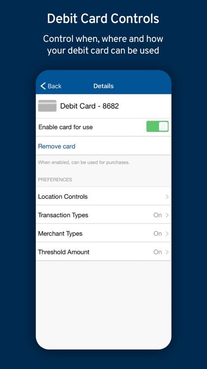 People's United Bank Mobile screenshot-3