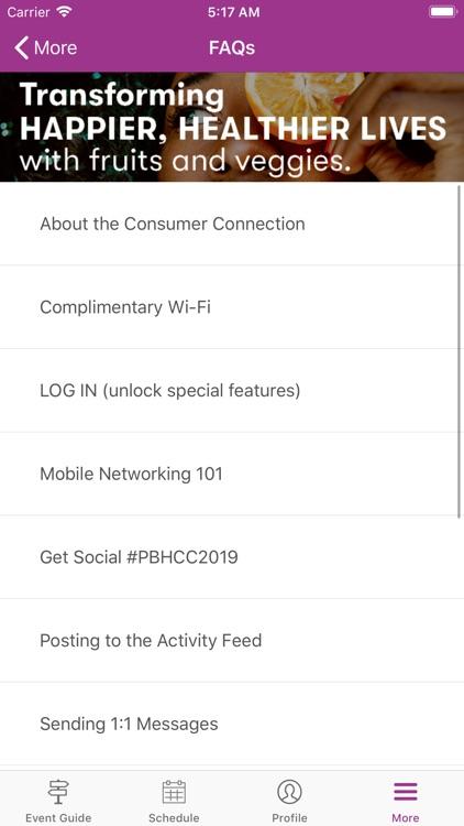 PBH Consumer Connection screenshot-3