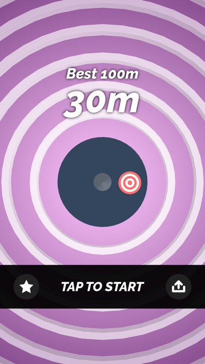 100m Perfect Trick Shot 3D screenshot-4