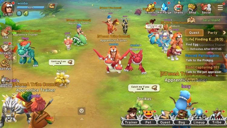 StoneAge World screenshot-0