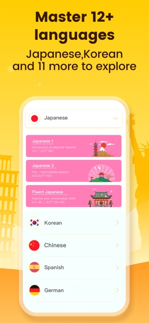 LingoDeer: Learn Languages