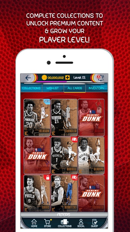 NBA Dunk - Trading Card Games screenshot-4