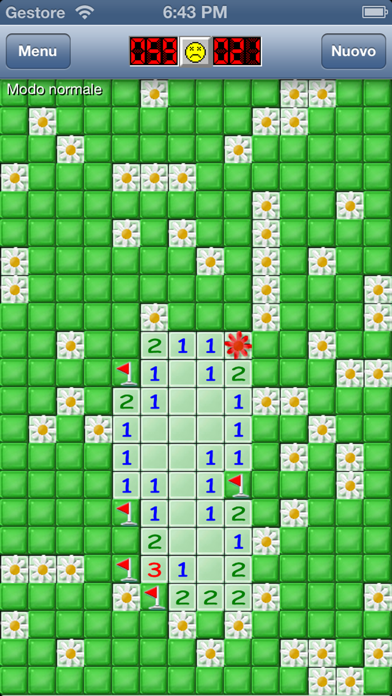 Screenshot of Minesweeper Q2