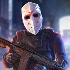Armed Heist: TPS Shooting Game