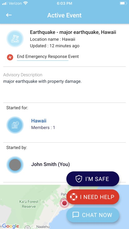 Our Emergency Plans screenshot-4