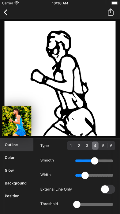 Price Drop: Outline Photo Effect - Edge Fx  (Photography)