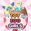 Toy Egg Surprise Girls Prizes
