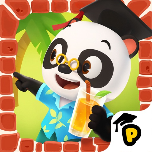 Dr. Panda Town: Vacation iOS App