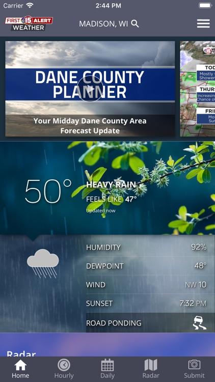 NBC15 First Alert Weather