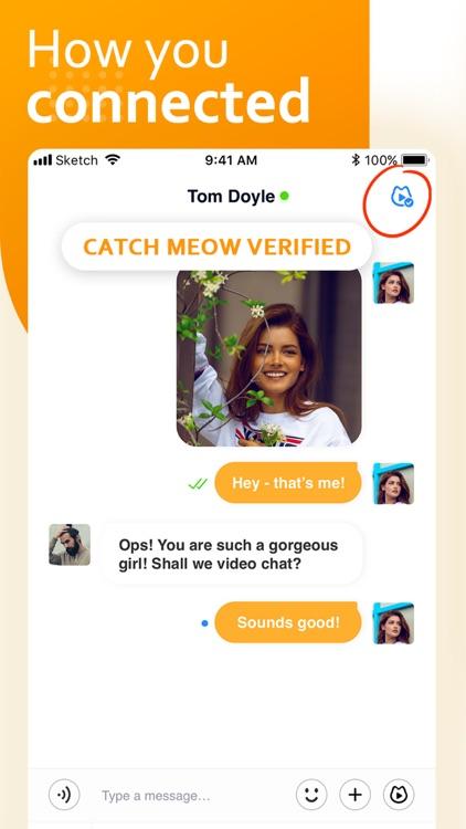 Seeking Casual Dating - Catch screenshot-6