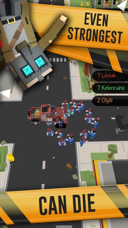 Crowd City: Zombie Survival screenshot-3