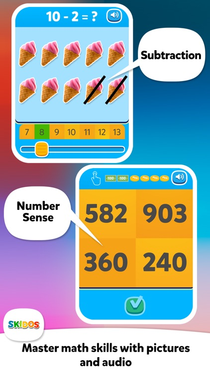 My Elementary Math Kids Games screenshot-5