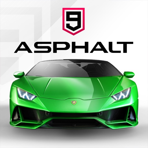 Asphalt 9: Legends app for iphone